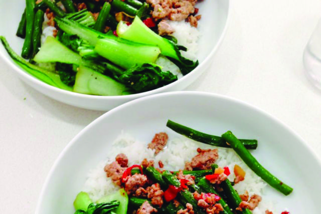Chinese Cooking with Jenny Chua