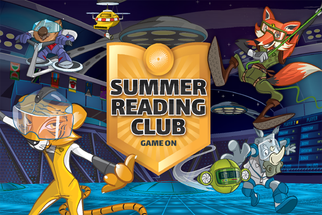 Summer Reading Club 2017-2018