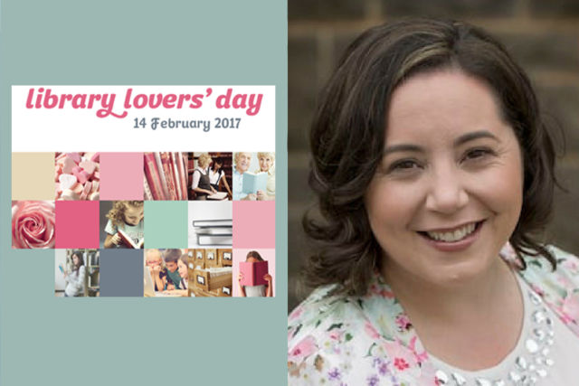 Library Lovers' Day with Vanessa Carnavale