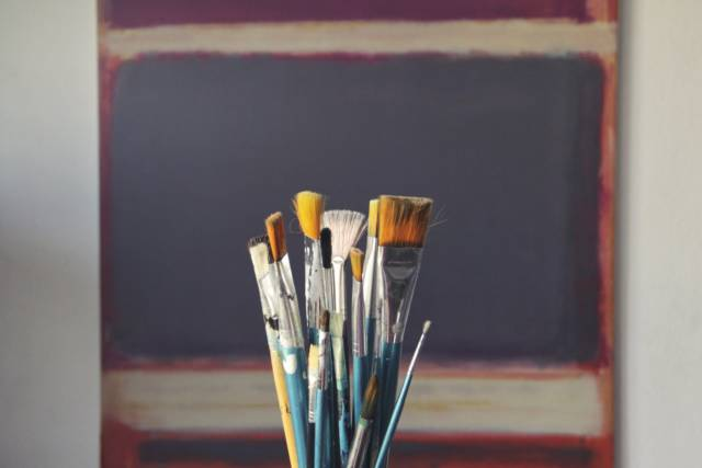 Oil Pastel Workshop for Adults