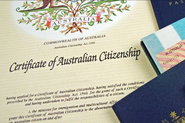 Preparing for your citizenship test – Doveton