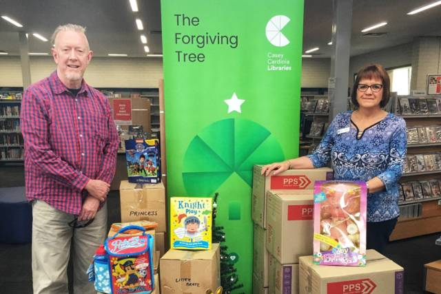 Forgiving tree appeal helps locals in need