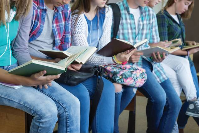 Book Group For Teens