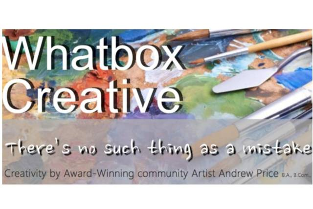 Art Classes with Whatbox Creative
