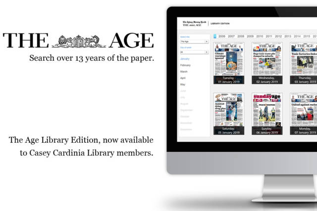 The Age Library Edition