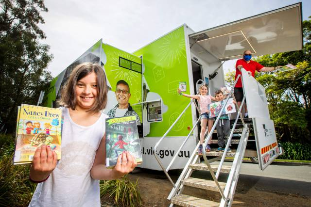 Casey Cardinia Libraries (CCL) have reopened their doors to the community!