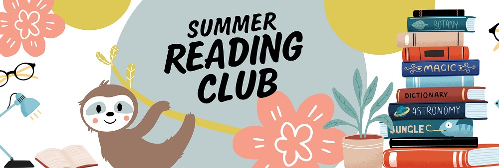 Register for the Summer Reading Club
