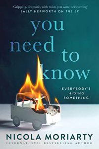 Book cover of you need to know by Nicola Moriarty